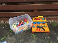Thomas and Friends Mega Blocks