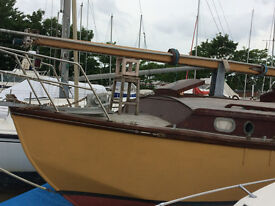 Sailing Boat Waterwitch 30