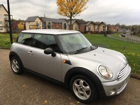 MINI Hatch 1.4 One 3dr 2010 61K Miles 2 Owners Service History
