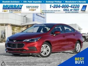 2017 Chevrolet Cruze LT Auto *Bluetooth, Remote Start, Rear View