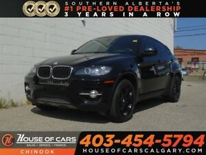2010 BMW X6 35i Loaded Black Edition BLOWOUT PRICING