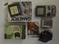 Nintendo game boy with box