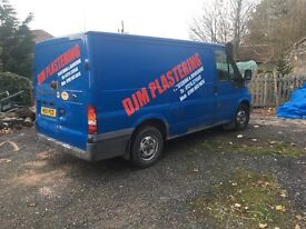 Ford Transit panel van 2L Diesel-2002 on 51 plate