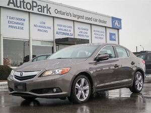 2013 Acura ILX Navi| Sunroof| Leather| Bluetooth