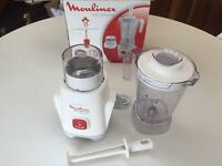 Moulinex 'The Genuine' Mixer with Spice Mill