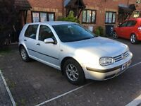 Volkswagon Golf 1.6 S Automatic - Great car