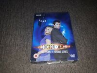 Doctor Who DVD : The Complete Second Series