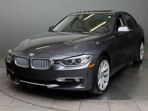 2013 BMW 320I SPORT PACK XDRIVE MAGS CUIR