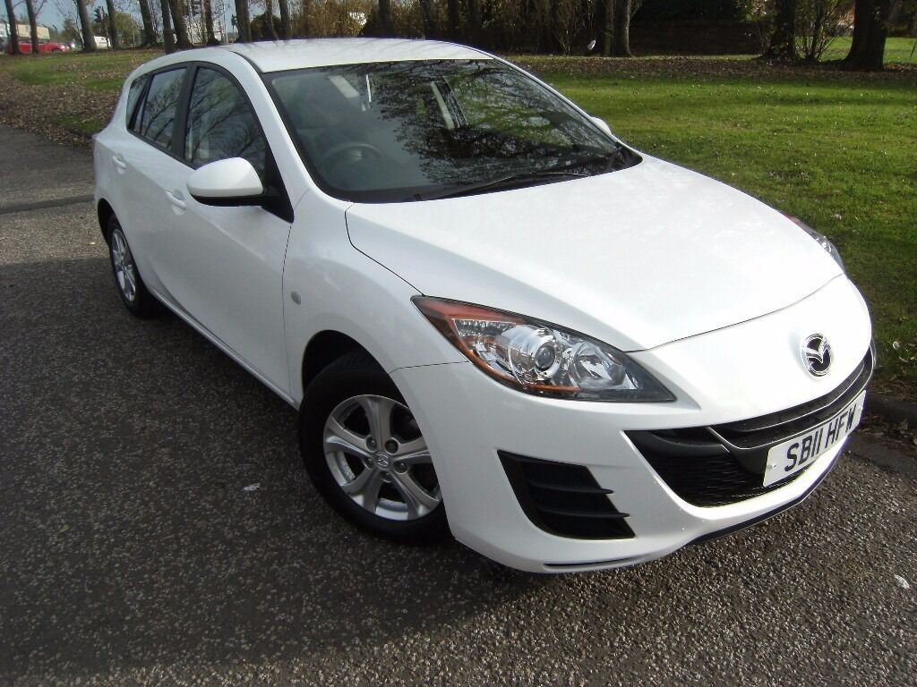 2011 11 MAZDA 3 1.6 TS 5d 105 BHP **** GUARANTEED FINANCE ****