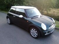 MINI COOPER with full BMW service history