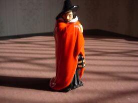 Royal Doulton Guy Fawkes HN3271 - Mini - Figurine