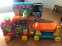 Vtech baby Push & Ride Alphabet Train - used in great condition