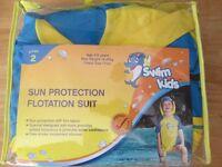 Swim Kids Sun Protection Flotation Suit ***NEW***