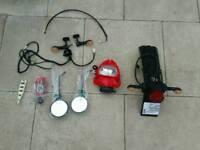 Montesa 4rt road kit lights