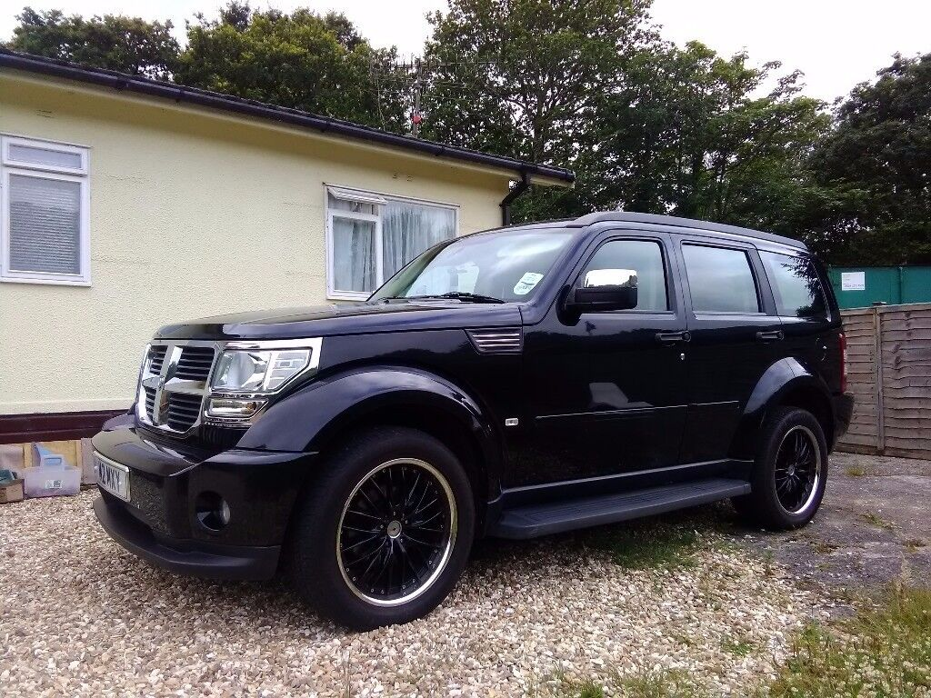 Dodge nitro sxt 4x4 in eastleigh hampshire gumtree dodge nitro sxt 4x4 sciox Image collections