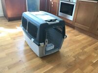 Sturdy Dog Kennel Gulliver - An Ideal Dog Carrier For Travelling by Train or Car