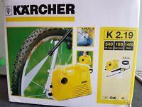 Karcher Pressure Washer K2.19 Compact