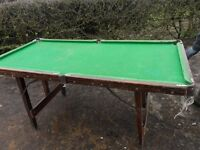 Pool table for Sale ** Can Deliver**