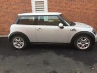 Mini Camden 1.6 limited edition 2010