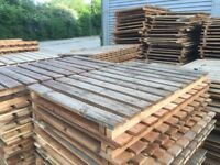 Heavy Duty Pallet Racking Timber Wood Decking Boards fitting 1340mm x 900mm