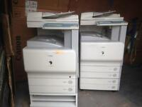 Canon irc 3380i and irc2380i color photocopiers