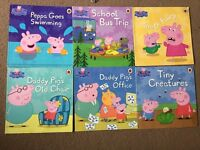 Peppa Pig story books