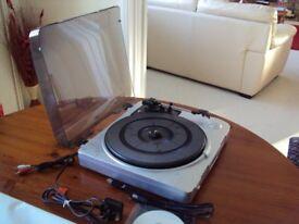 Zennox Record Deck