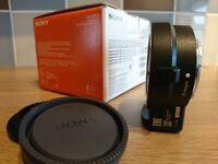 Sony LA-EA3 (LAEA3) Mount adaptor A-Mount to E-Mount