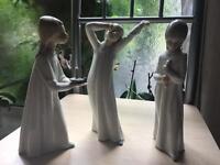 Lladro Nao figurines