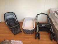 FREE GIVE AWAY Mama and papa mpx pushchair and extras