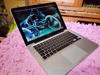 "Apple MacBook Pro 13"" Core i5 (2.5ghz) 250 SSD - 8 Gb Ram"