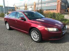 ***VOLVO S80 D5 SE FULL SERVICE HISTORY+HEATED FULL LEATHERS+MOT+AUTO***£3790!