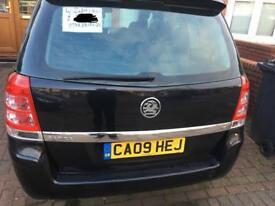 Vauxhall Zahira SRI edition 1.8