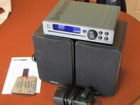 Brennan JB7 500Gb with Brennan speakers and an extra portable hard drive