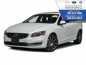 2014 Volvo S60 T6 Premier Plus *INCOMING ONE OWNER LOCAL TRADE*