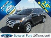 2013 Ford Edge SEL PLUS CUIR-PANORAMIC-SYNC