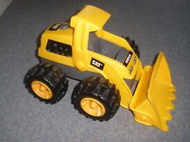 Children's Toy JCB. Push along toy. Excellent Condtion