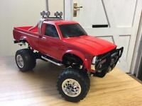 Remote control RC Toyota hilux 1:10 scale