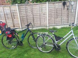 New Ladies and gents bikes
