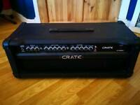Crate GT1200H 100 watt amp head