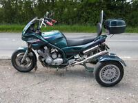 Trike Yamaha Diversion 900 cc