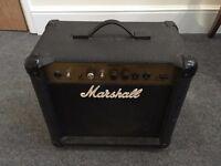 Marshall 10 Watt Valvestate Guitar Amp For Sale