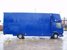 KENT MAN AND VAN.... REMOVALS QUEENBOROUGH .... RELIABLE KENT REMOVALS COMPANY... 7.5 TONNE LORRIES