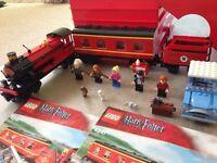 Harry Potter Lego : Hogwarts Express