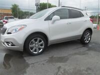 2014 Buick Encore 82$/sem+tx Leather awd cuir toit limited