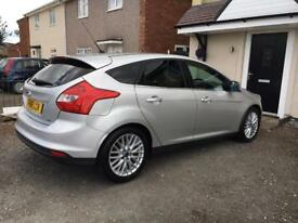 2012 61Reg Ford Focus 1.6 tdci econetic