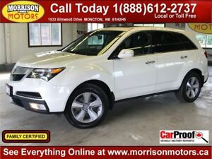 2012 Acura MDX Technology Package SH-AWD ** DVD!