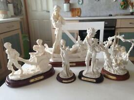 Beautiful figurines