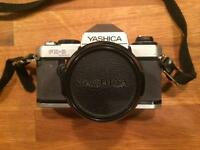 Yashica fx-d Manual film camera