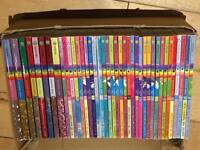 40 Rainbow Magic books